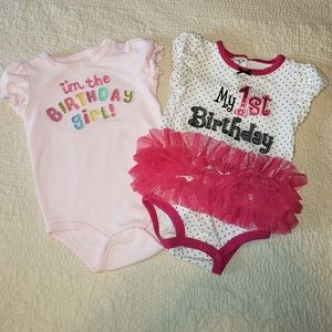 Birthday outfits